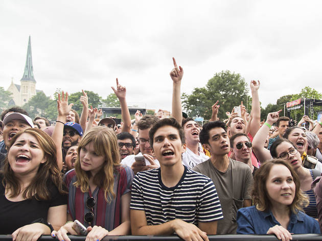 The five best things we saw on Friday at Pitchfork