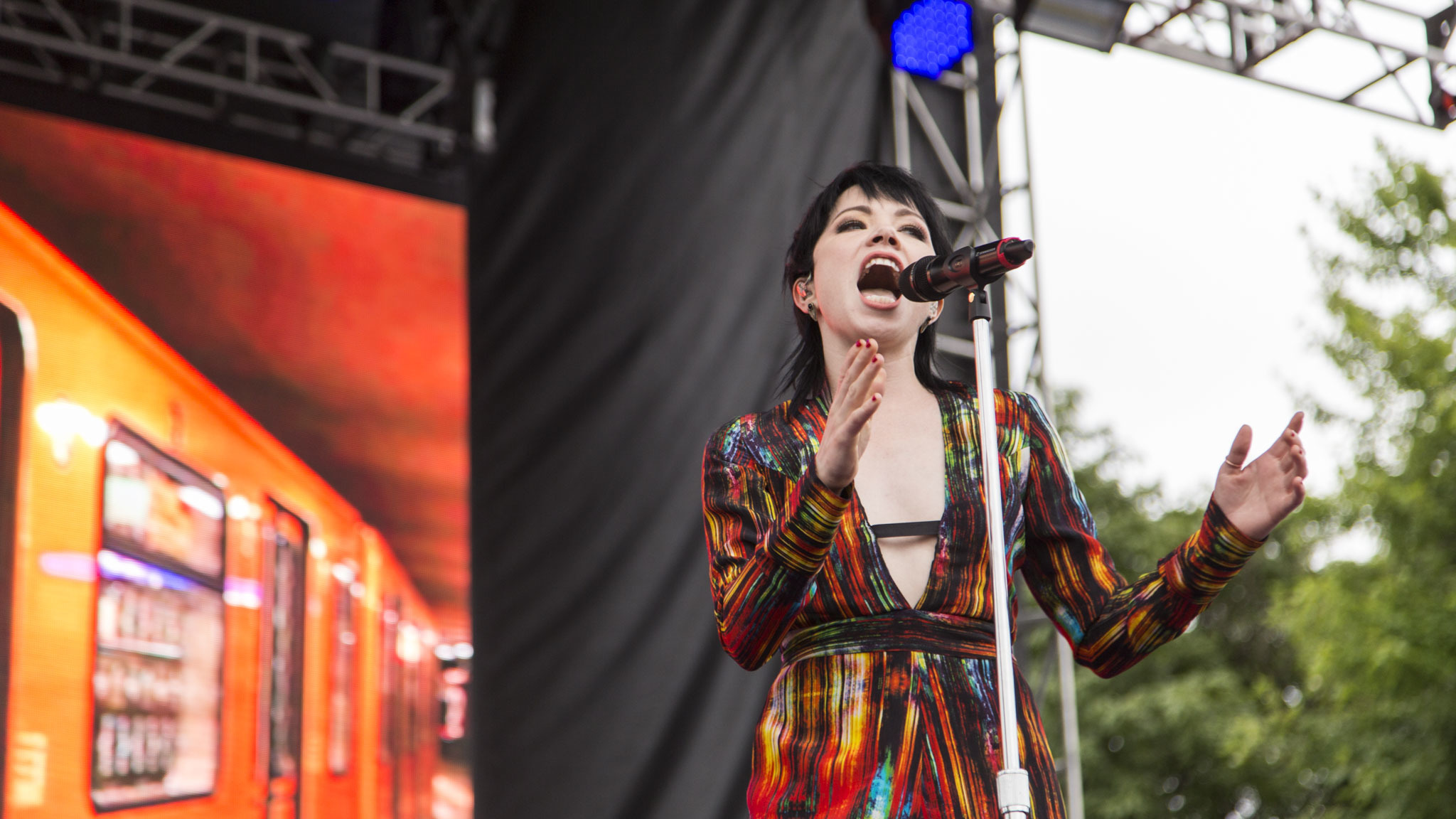 Photos from Pitchfork 2016, Friday