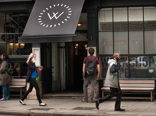 Why a foodie should walk down... Clerkenwell Road