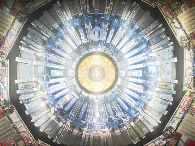 Hadron Collider exhibition