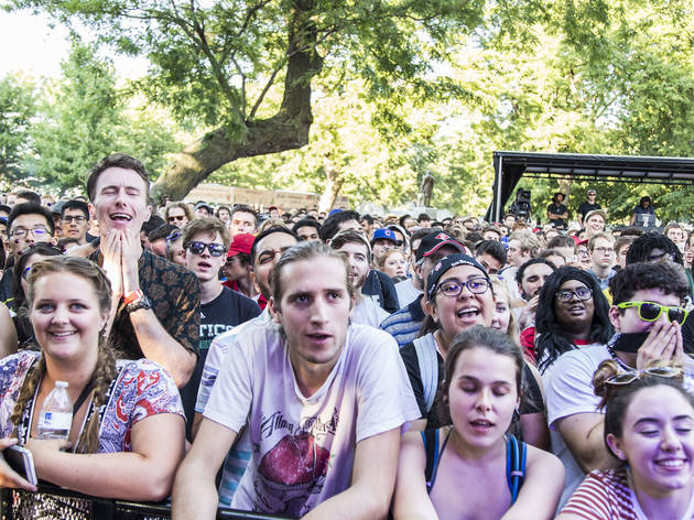 Pitchfork Music Festival 2016, Saturday