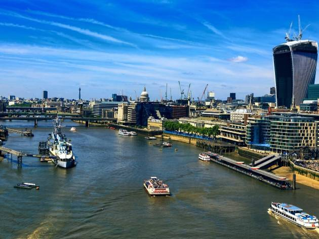 Six of the most ridiculous reasons to complain about summer in London