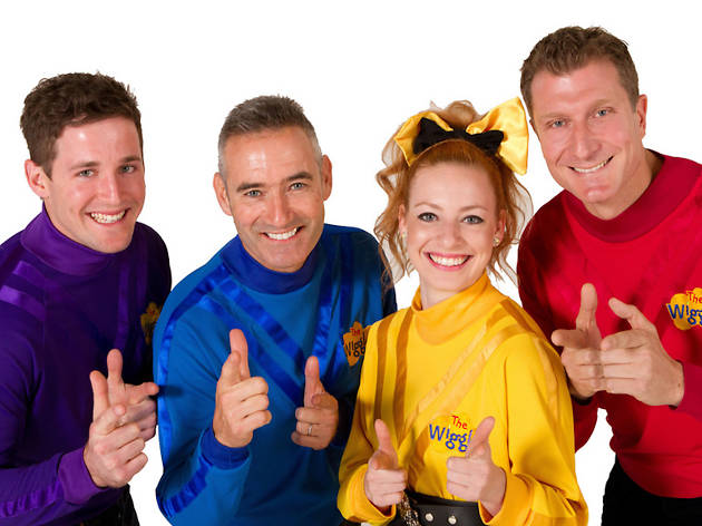 Dance, Dance! The Wiggles Big Show!