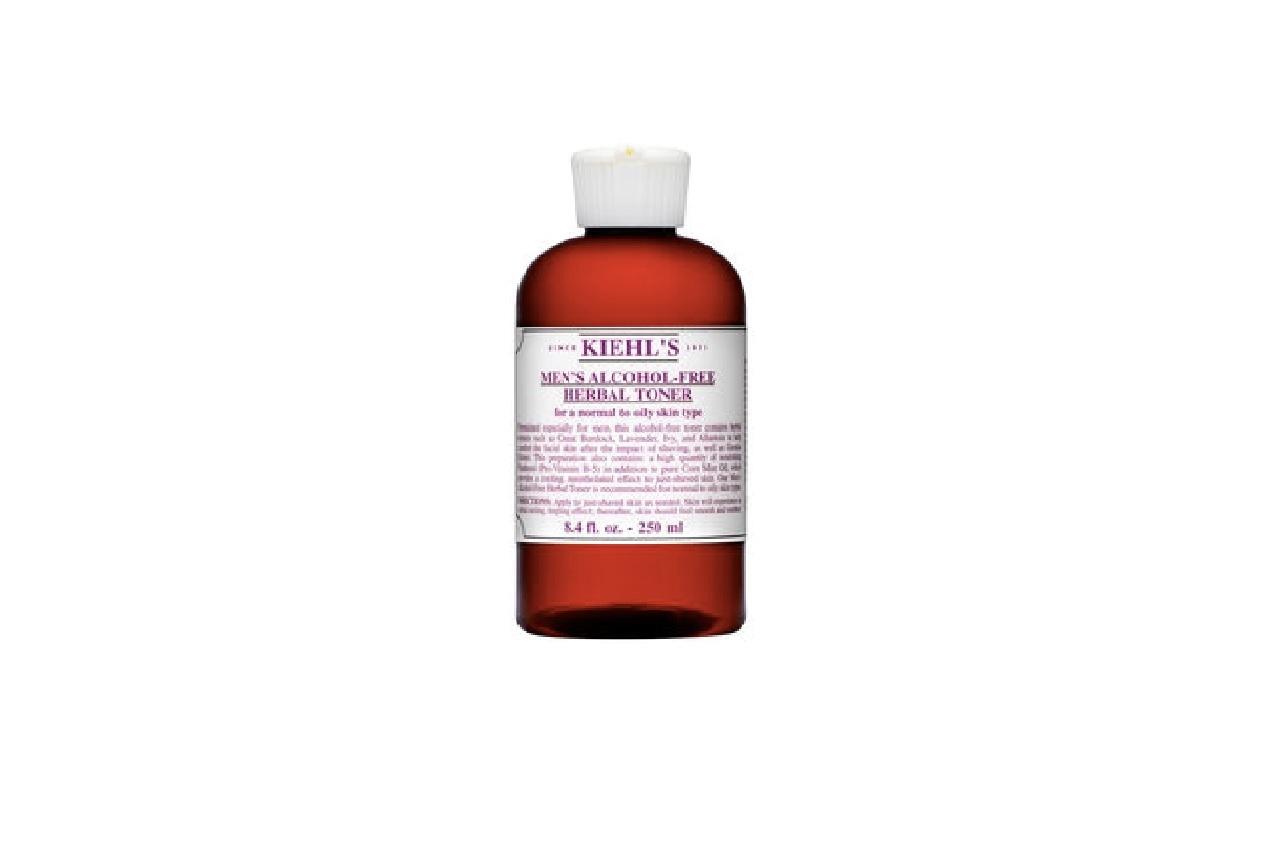 Kiehl's men's alcohol-free herbal toner