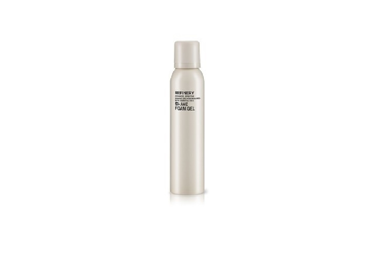 Aromatherapy Associates shave foam gel