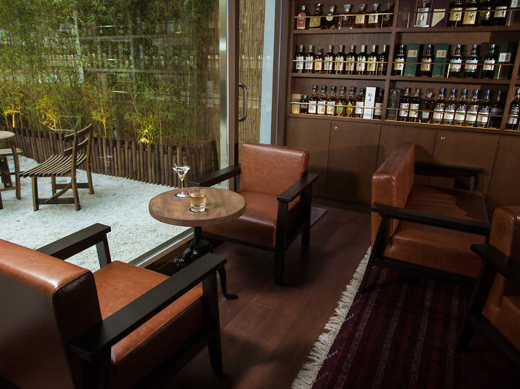 The best whisky bars in Hong Kong