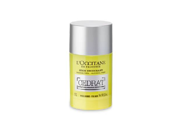 L'Occitane cedrat stick deodorant