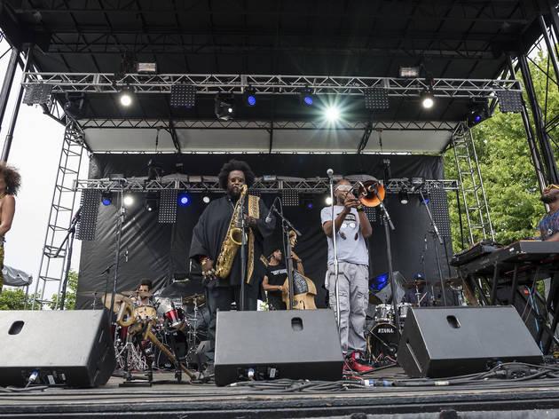 Pitchfork Music Festival 2016, Sunday