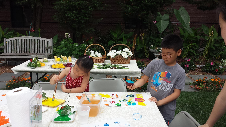 Summer Tuesdays: Garden Creativi-tea at Voelker Orth