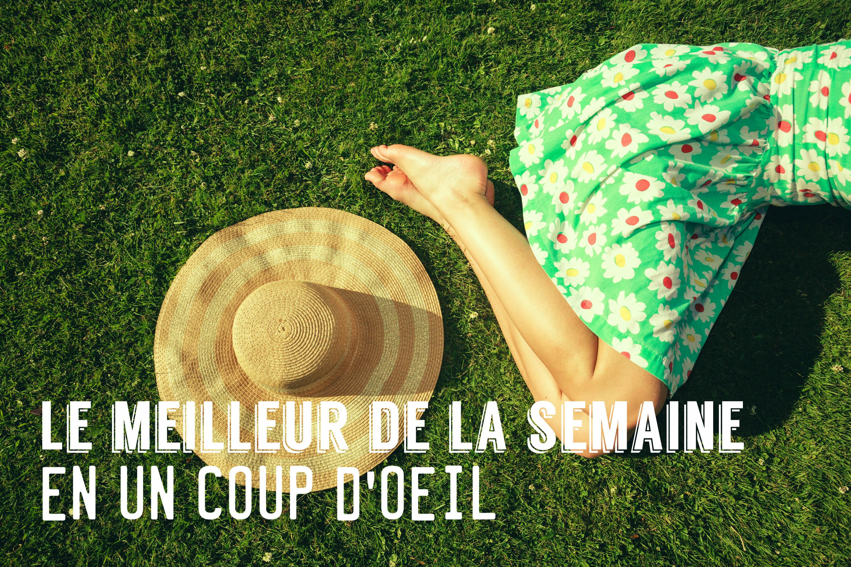 Que faire à Paris cette semaine, du 18 au 24 juillet ?