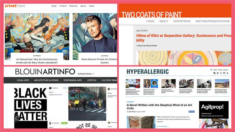 art websites