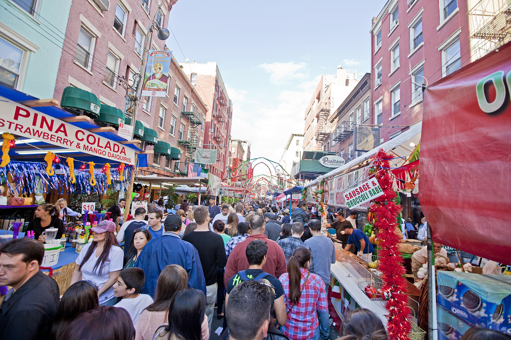 Touristy spots in Little Italy that are actually good