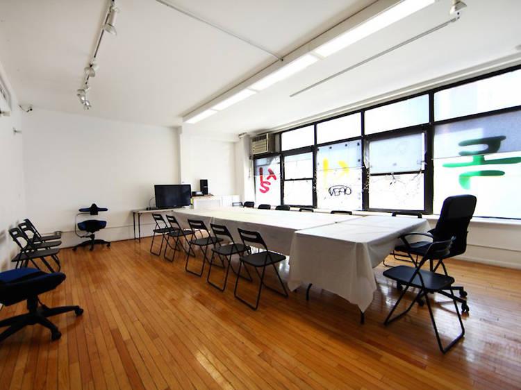 NY Study Room