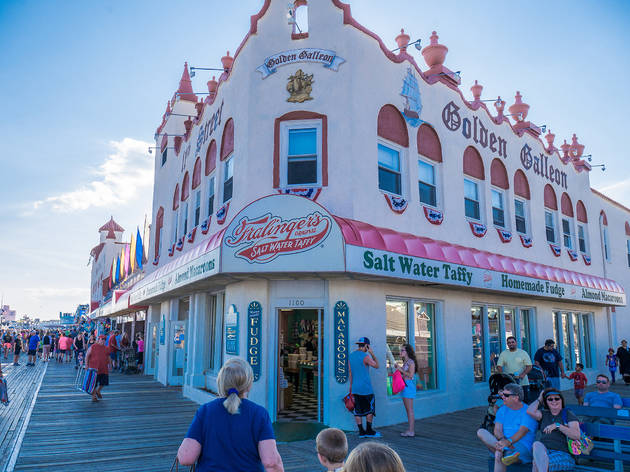 Fralinger's Salt Water Taffy, Atlantic City