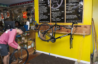 Small Shop Cycles and Service