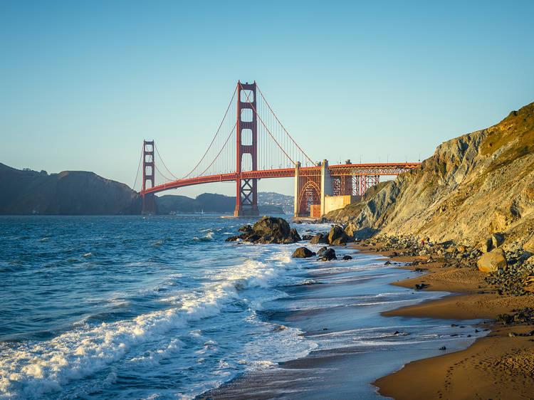 The best San Francisco beaches