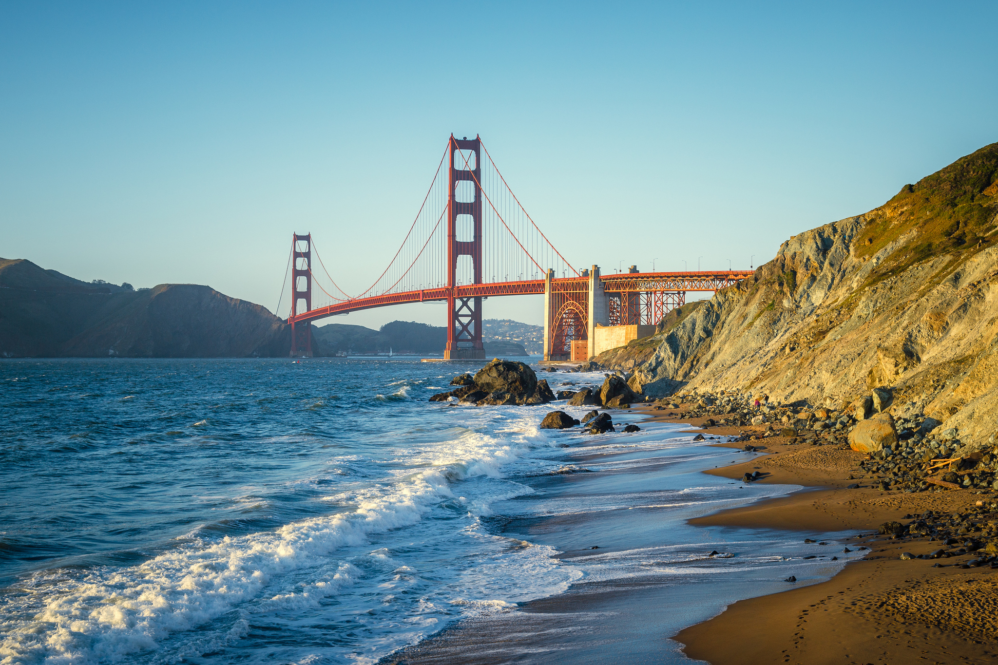 The best San Francisco beaches