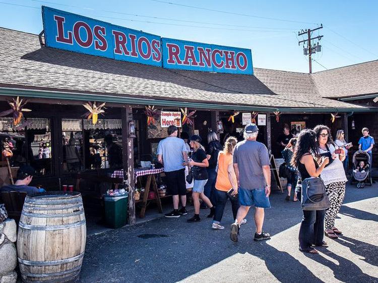 Riley's at Los Rios Rancho