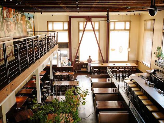 Nopa Restaurants In Alamo Square San Francisco