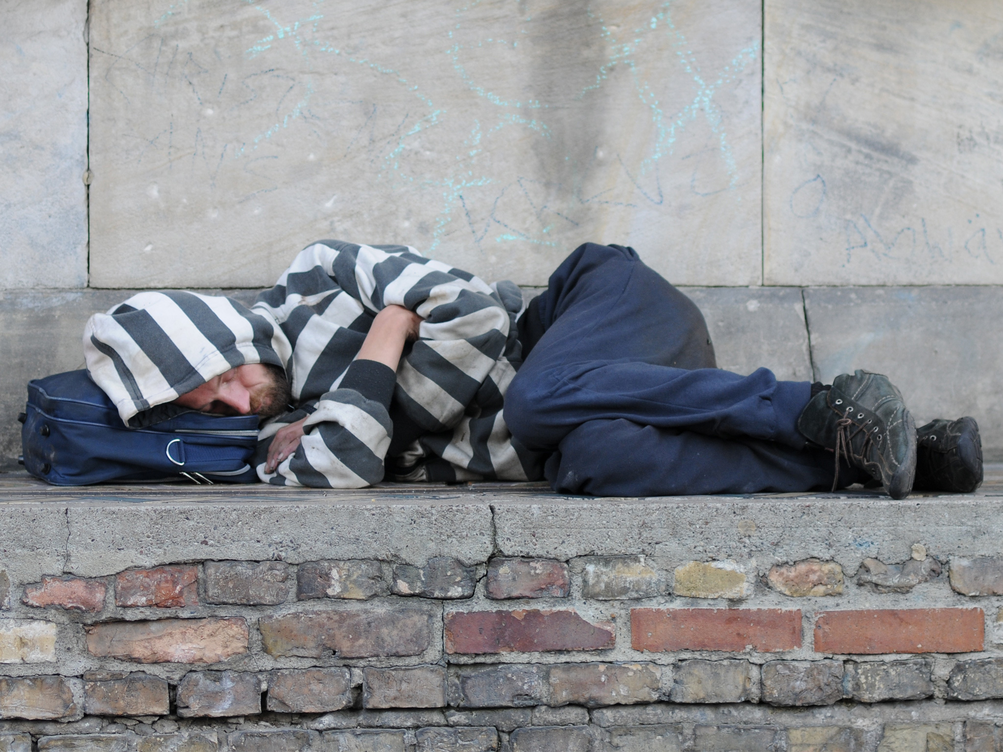 Relief is on the horizon for Melbourne's homeless with a promised $850K