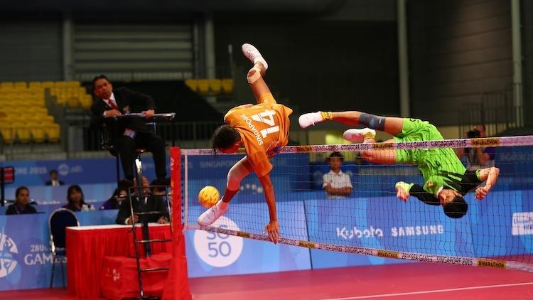 Singapore National Games
