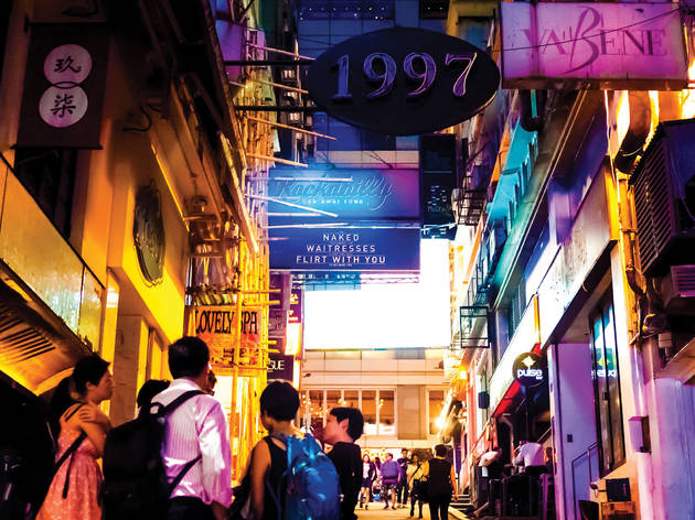 LGBT in the City: A new walking tour exploring Hong Kong's diverse gay scene