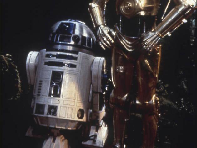 R2-D2 Star Wars