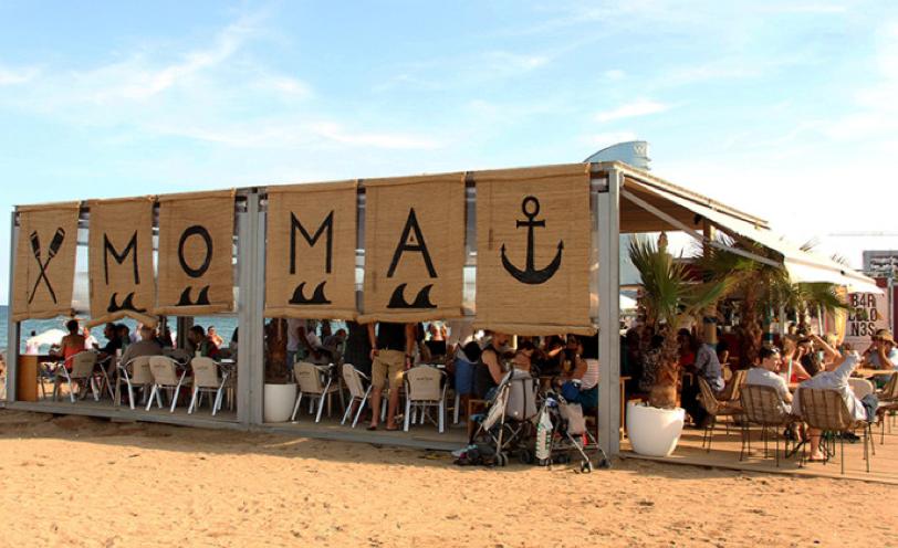 Moma Beach Bar