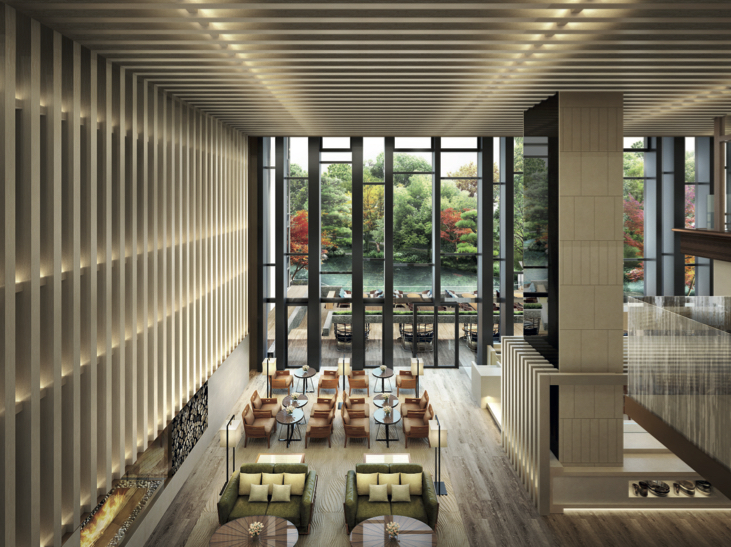 New hotels in Kyoto