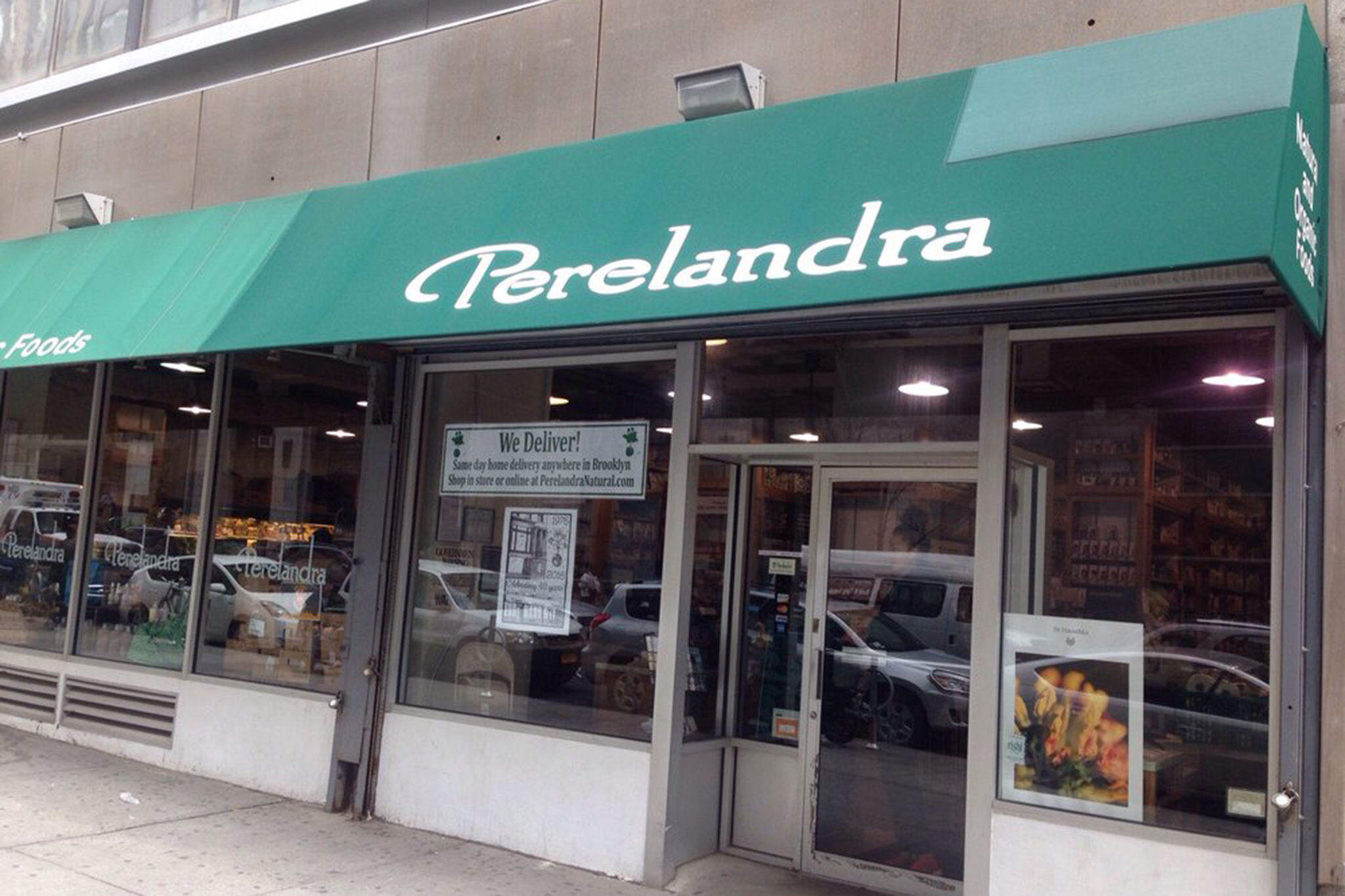Perelandra Natural Food Center
