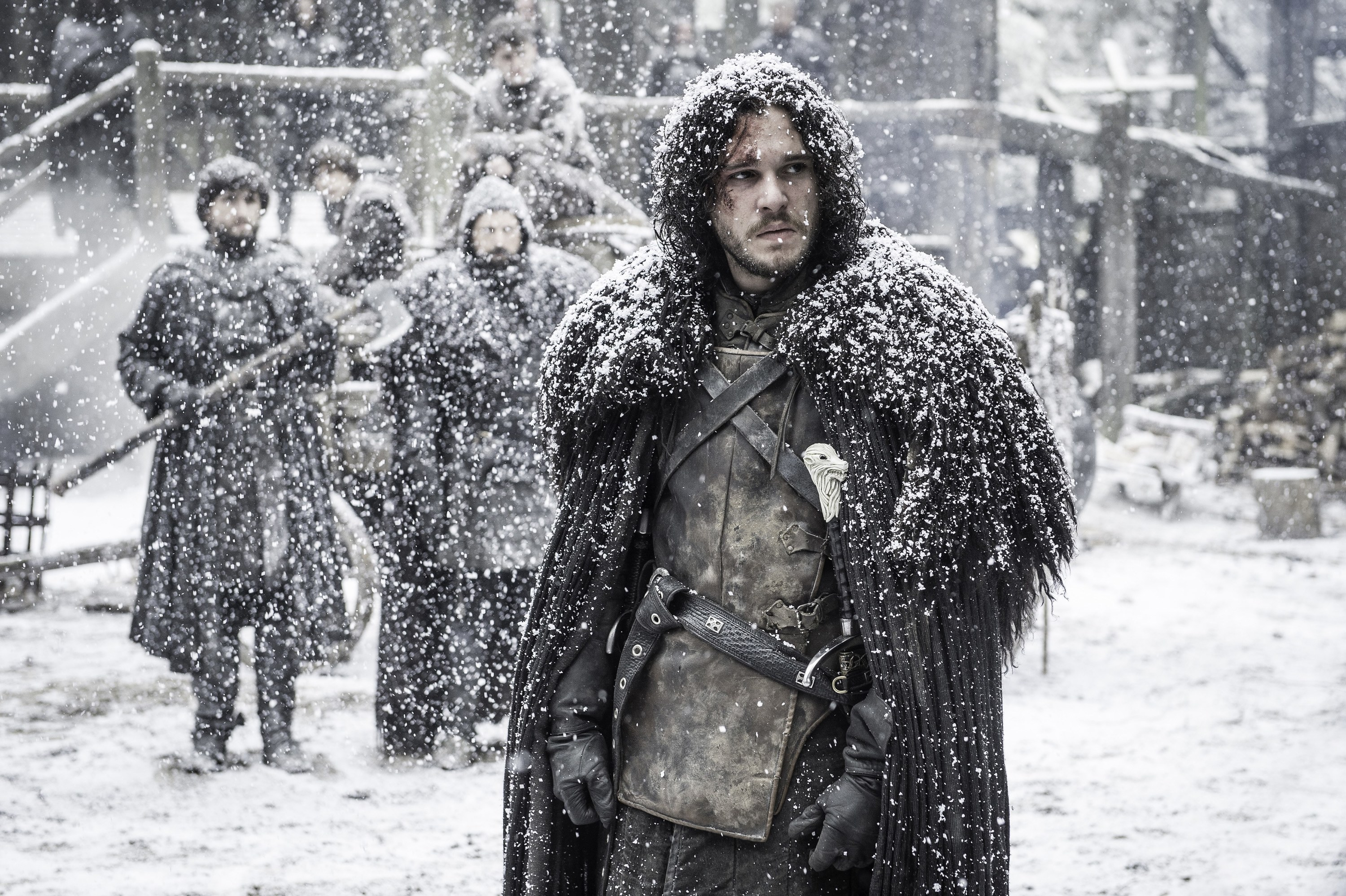 5 séries pour remplacer 'Game of Thrones'