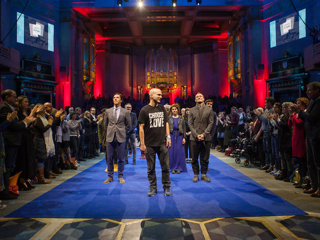 Tickets to Letters Live at Freemasons' Hall