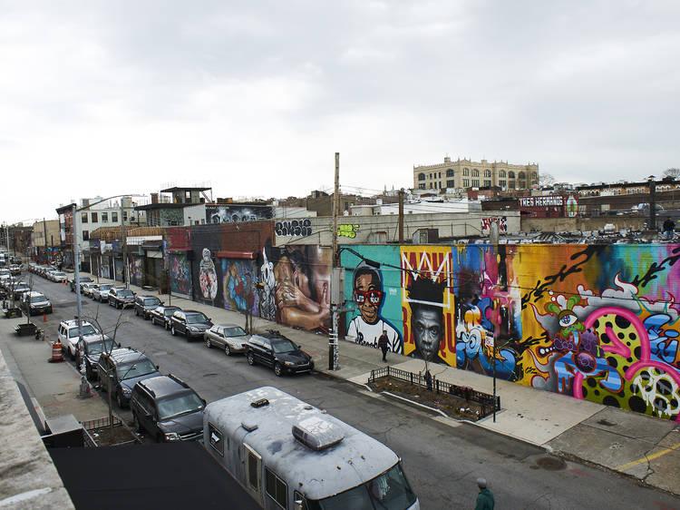 Alternative New York Street Art Tour