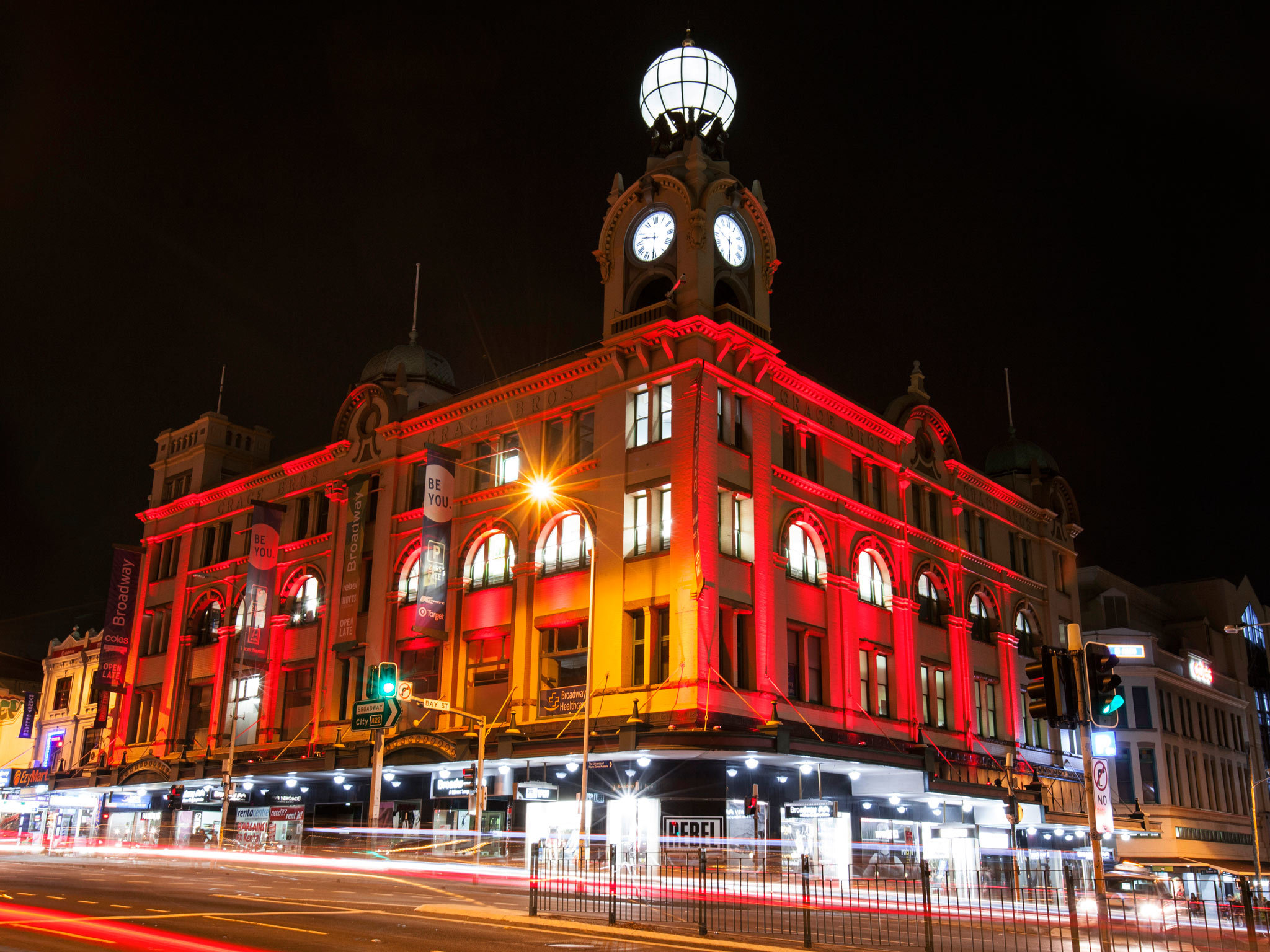 Broadway Sydney announces new food retailers