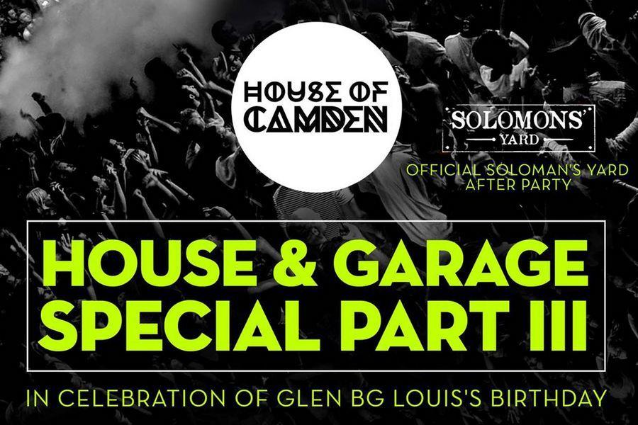 House Of Camden