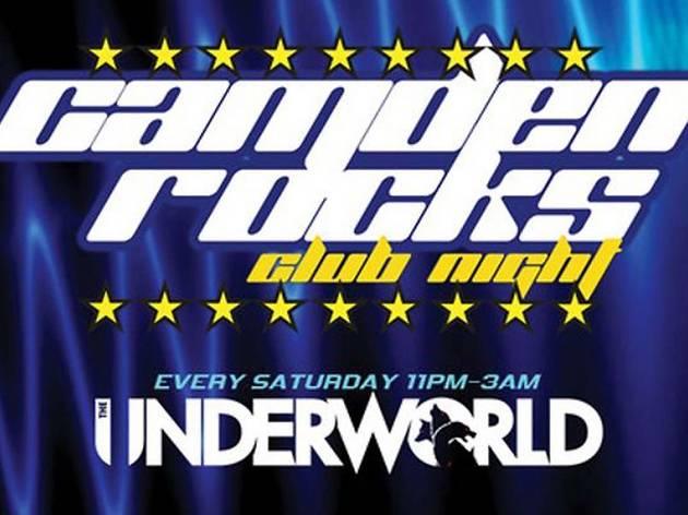Camden Rocks Club