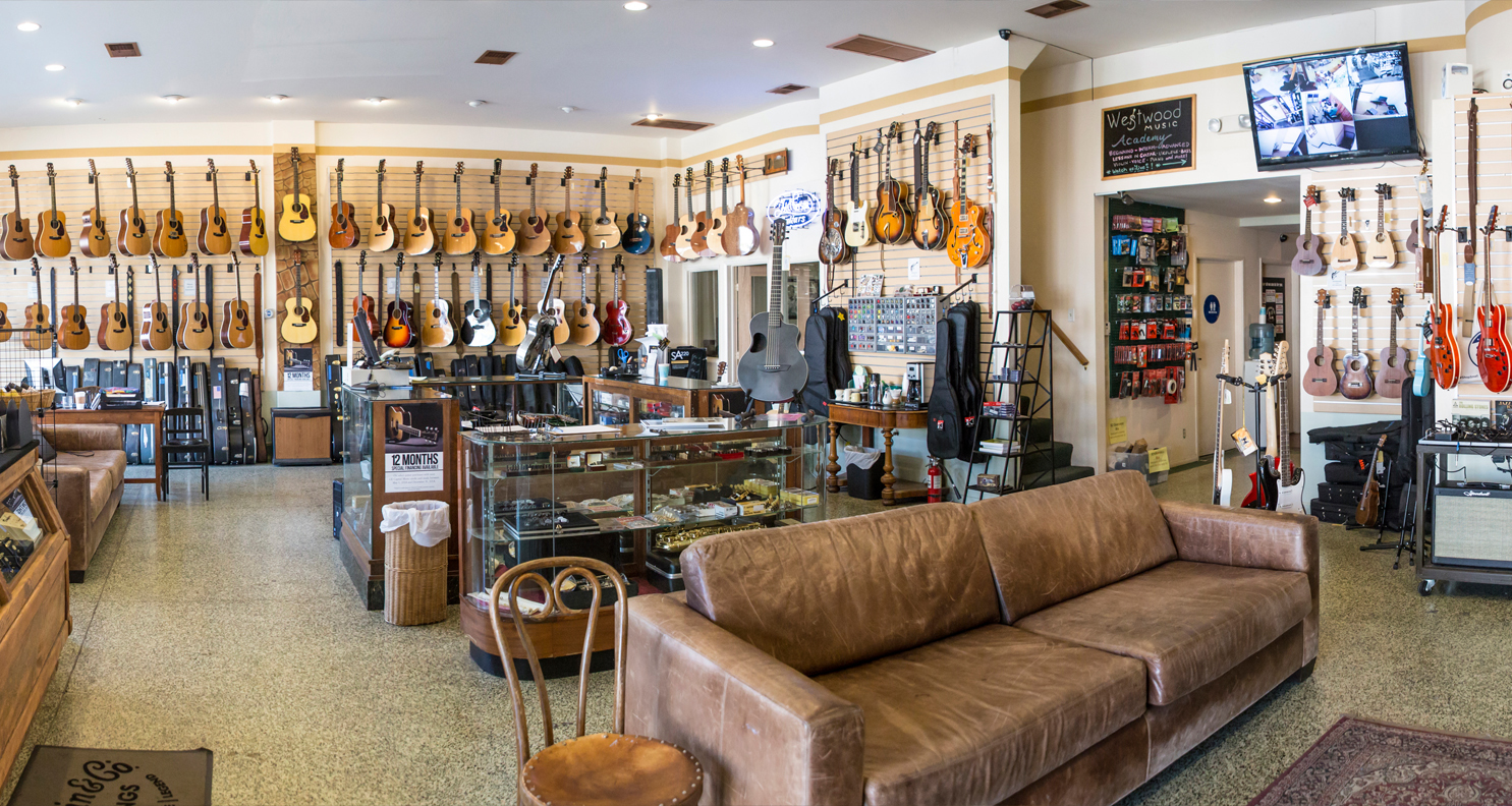 best music stores in los angeles for guitars drums and more. Black Bedroom Furniture Sets. Home Design Ideas