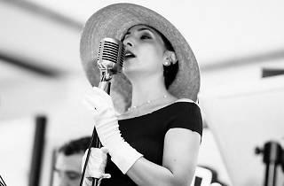 Live jazz series: Yana Fortep