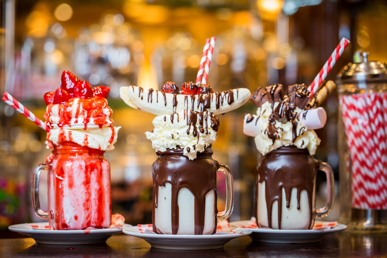 Cakes And Shakes Menu