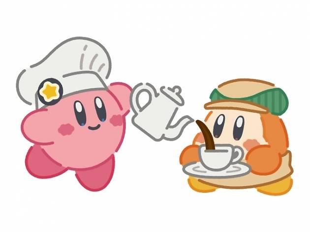 Kirby Café