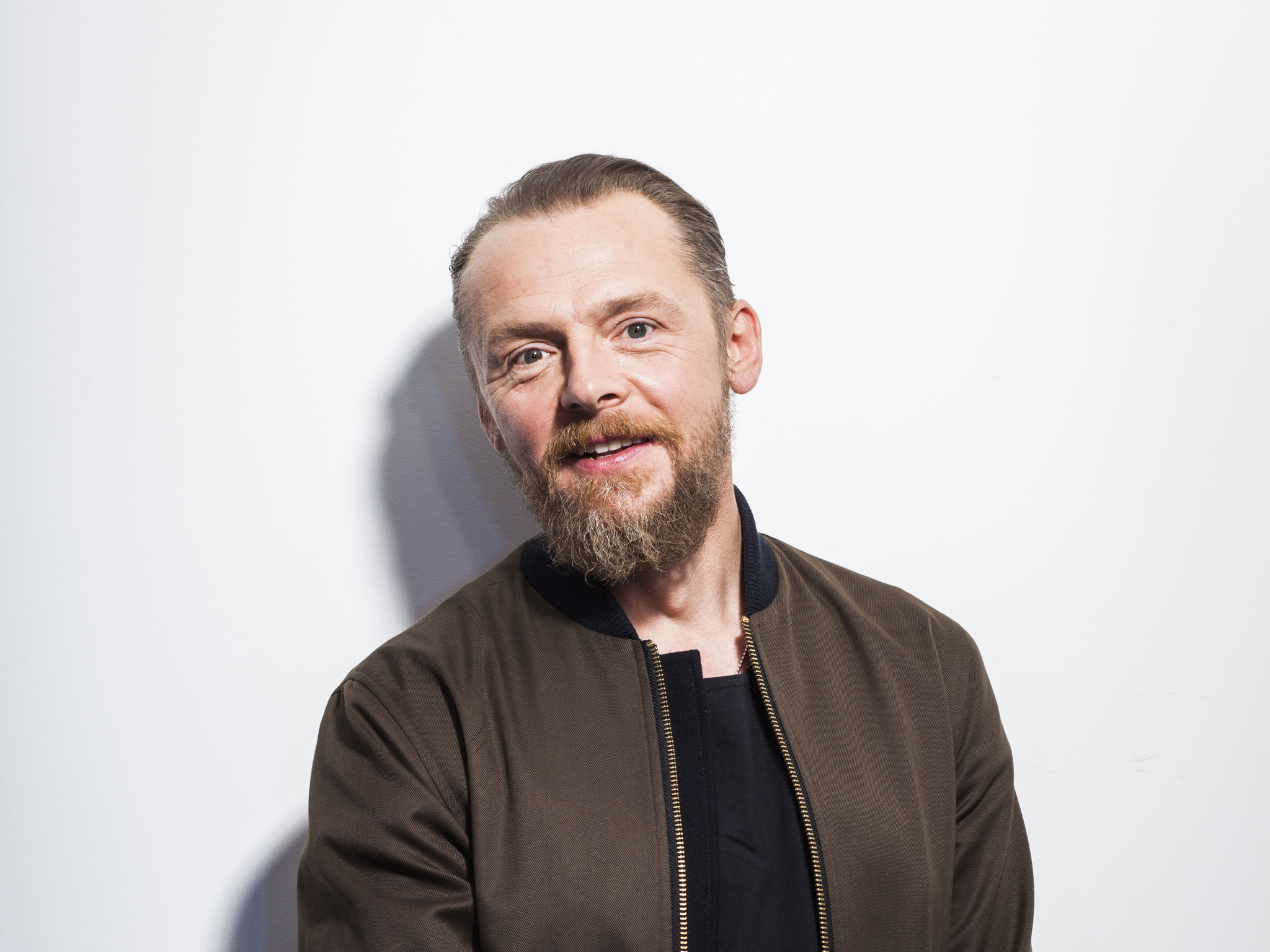 Interview: Simon Pegg