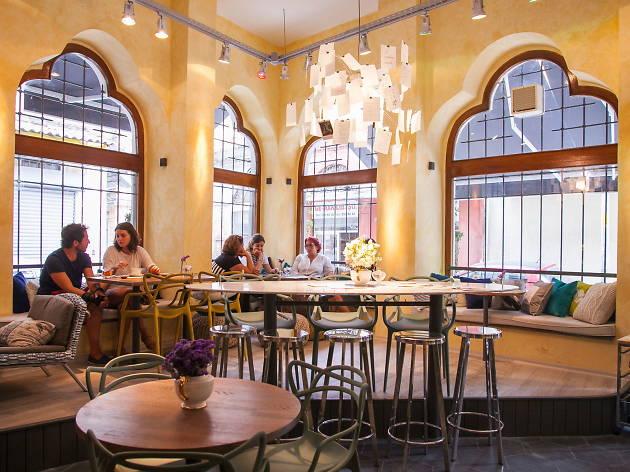 Istanbul's top 10 cafés