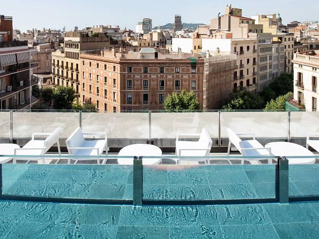 Guanya un estiu de terrasses d'hotels!