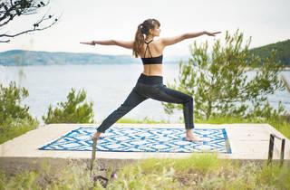 Yoga on Obonjan