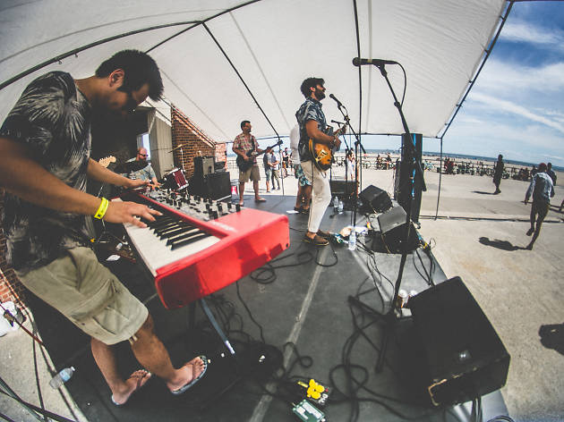 An awesome new music festival is hitting Riis Park Beach this summer
