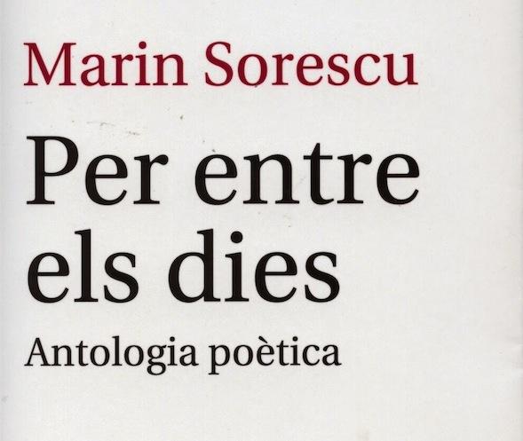 Per entre els dies, Marin Sorescu