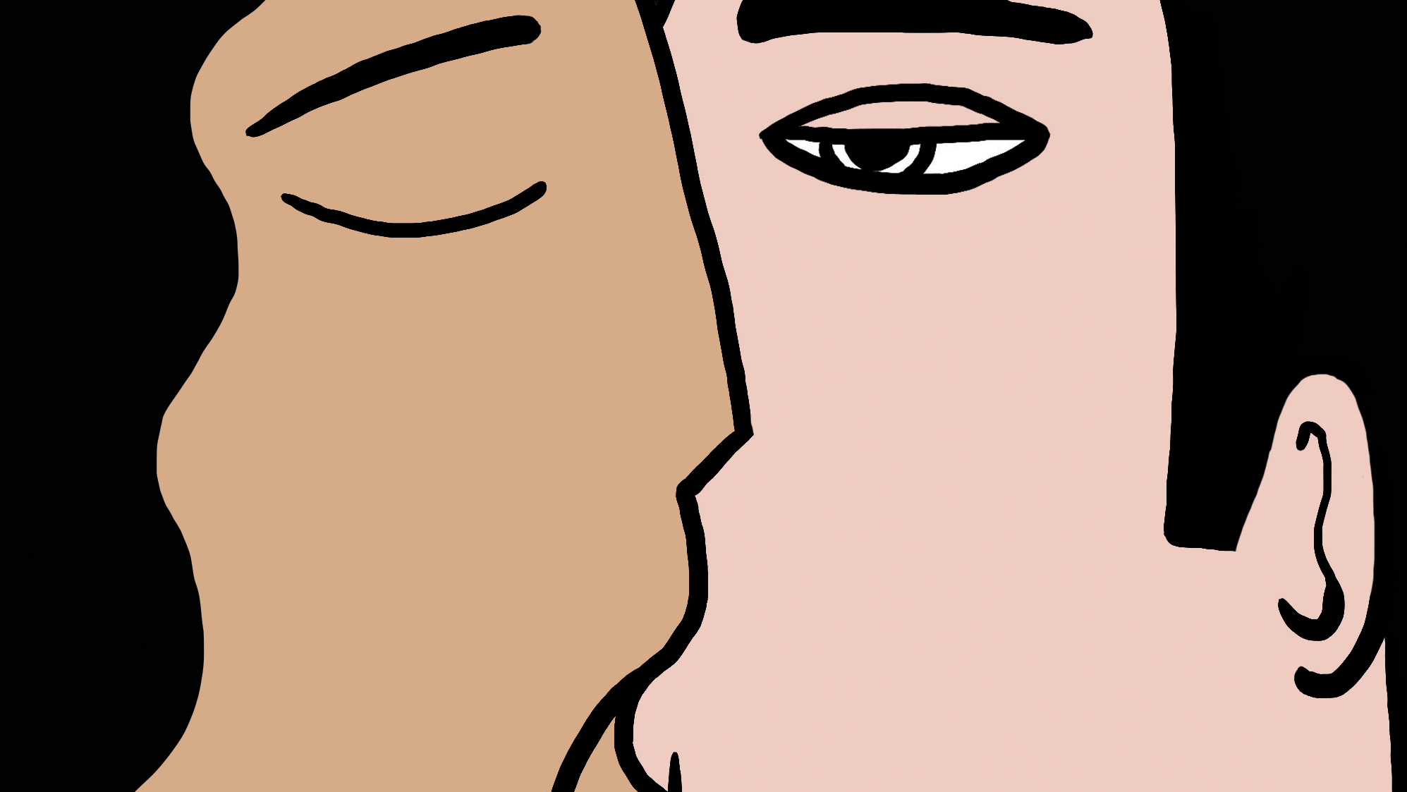 Let Us Sex-plain: My boyfriend kisses with his eyes open and it freaks me out