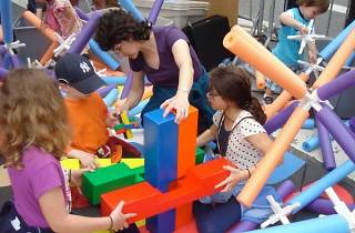 Family Fridays at MoMath