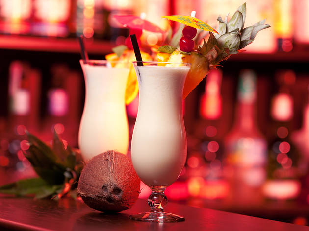 The best piña coladas in NYC