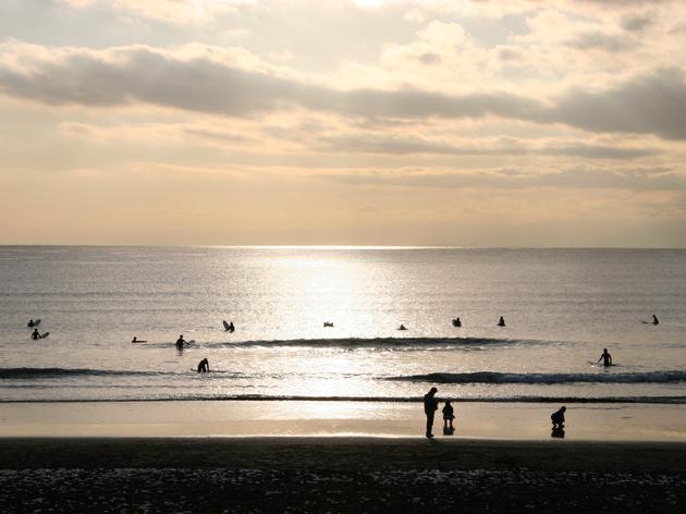 Beach in Shonan | Time Out Tokyo